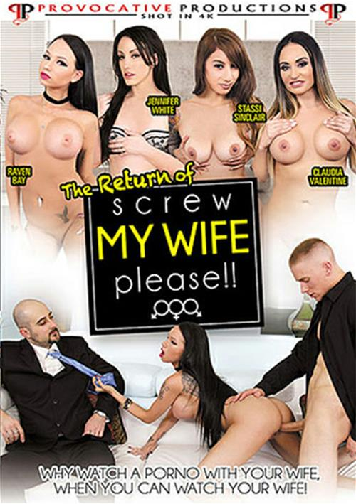 The Return Of Screw My Wife Please!! – Provocative Productions