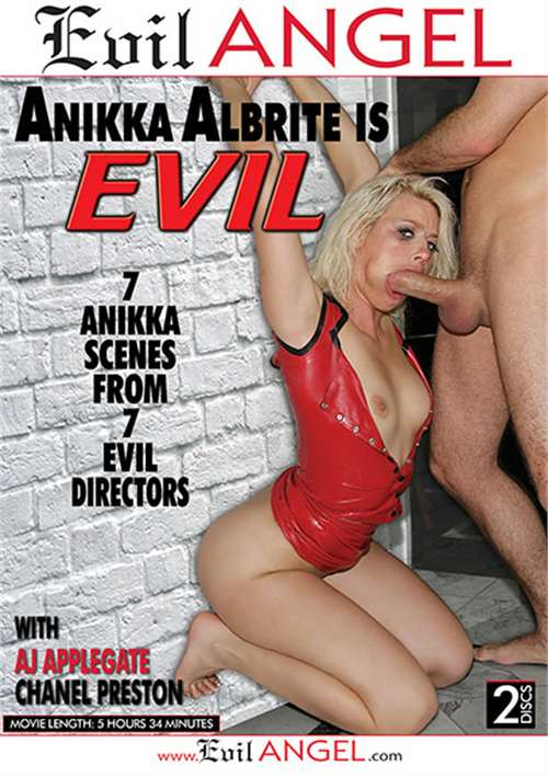 Anikka Albrite Is Evil – Evil Angel