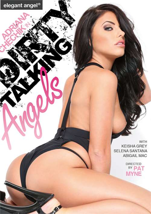 Dirty Talking Angels – Elegant Angel