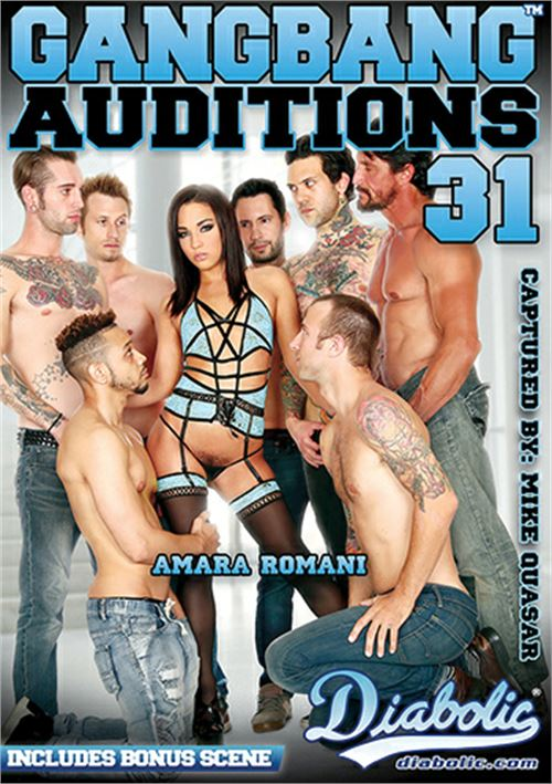 Gangbang Auditions #31 – Diabolic Video