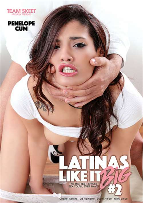 Latinas Like It Big #2 – Team Skeet