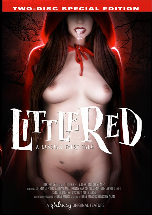 Little Red: A Lesbian Fairy Tale – Girlsway