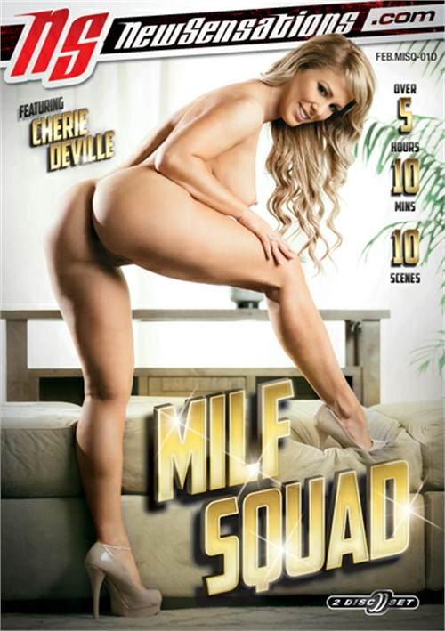MILF Squad – New Sensations