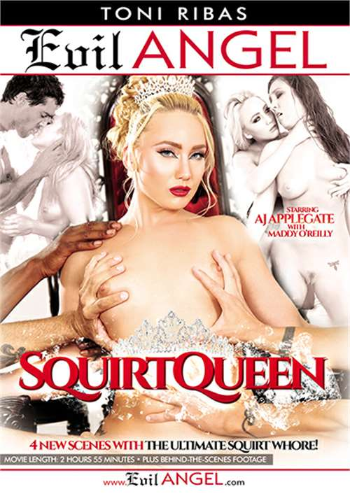 SquirtQueen – Evil Angel