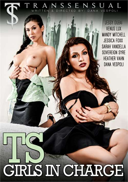 TS Girls In Charge – Transsensual