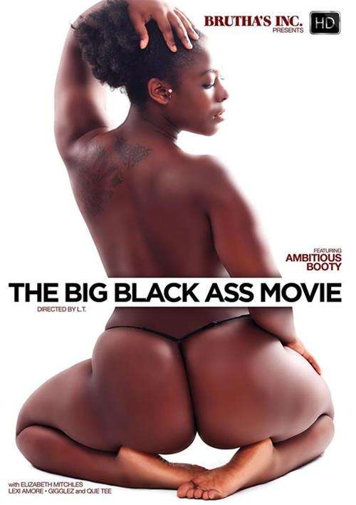 Porno big black ass
