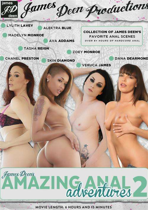 Amazing Anal Adventures #2 – James Deen Productions