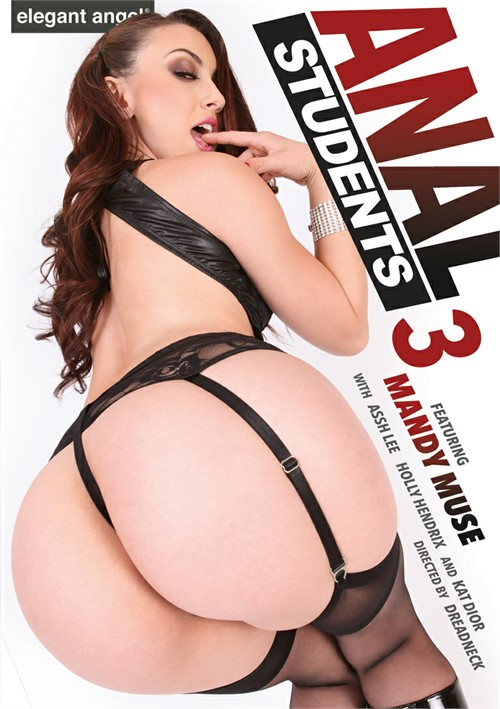 Anal Students #3 – Elegant Angel