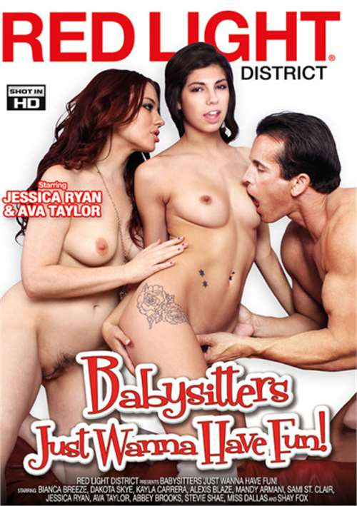 Babysitters Just Wanna Have Fun! – Red Light District