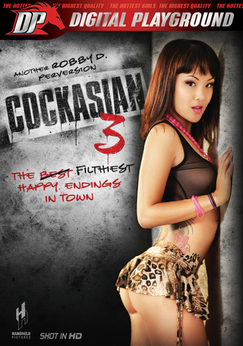Cockasian #3 – Digital Playground