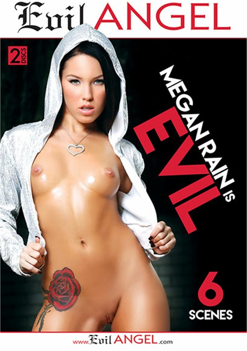Megan Rain Is Evil – Evil Angel