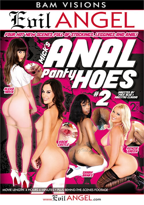 Mick's ANAL PantyHOES #2 – Evil Angel