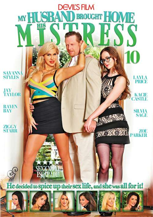 My Husband Brought Home His Mistress #10 – Devil's Film