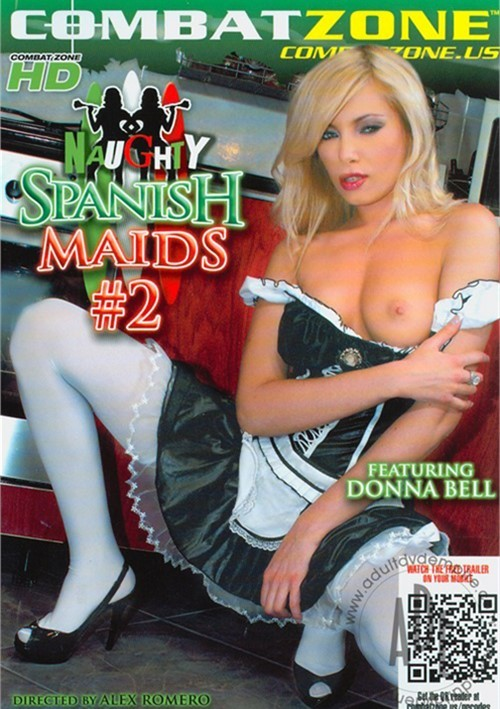 Naughty Spanish Maids #2 – Combat Zone
