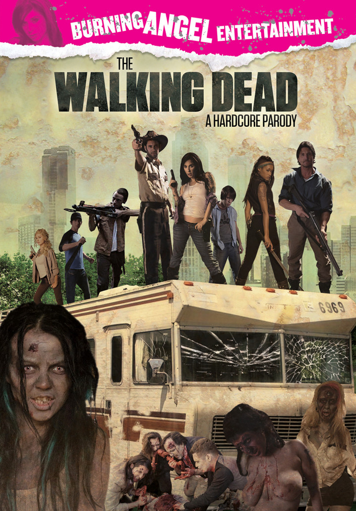 The Walking Dead: A Hardcore Parody – Burning Angel