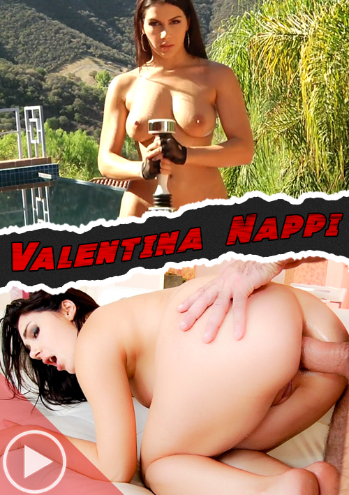 Epic Anal Workout (Valentina Nappi) – Hard X