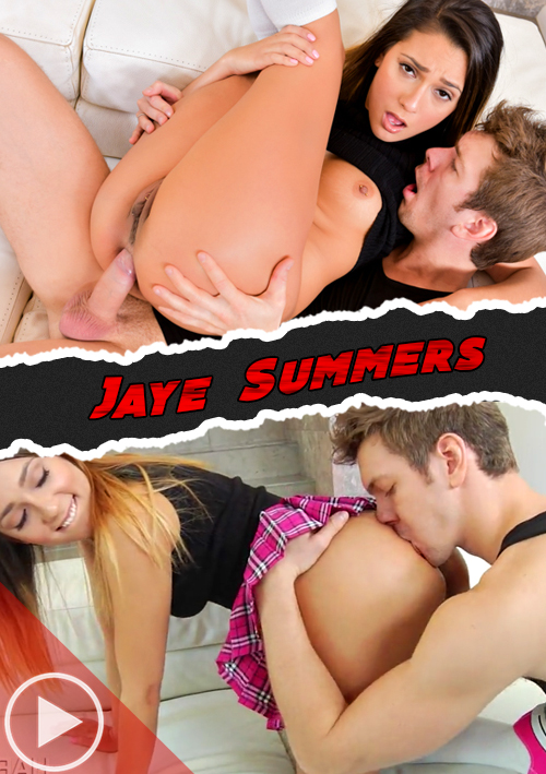 Anally Educated (Jaye Summers) – Hard X