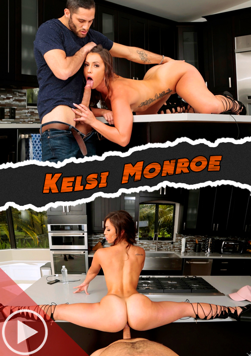 Broken Down Hottie (Kelsi Monroe) – Reality Kings