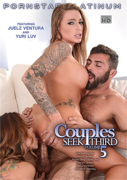Couples Seek Third #5 – Pornstar Platinum