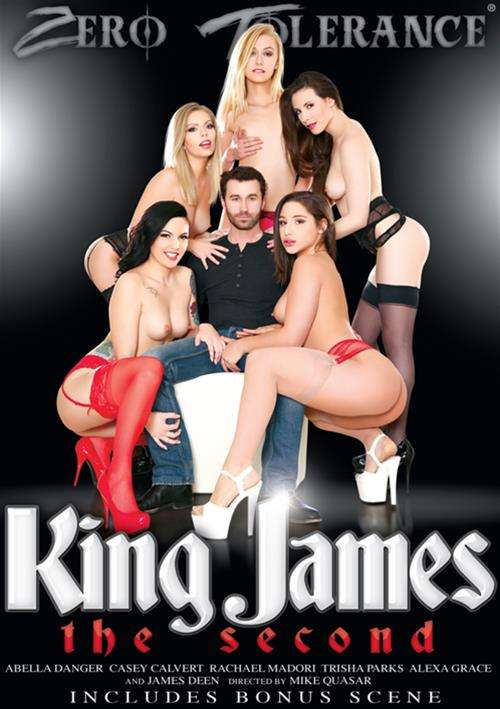 King James: The Second – Zero Tolerance