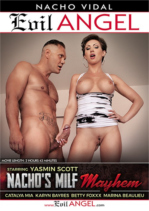 Nacho's MILF Mayhem – Evil Angel