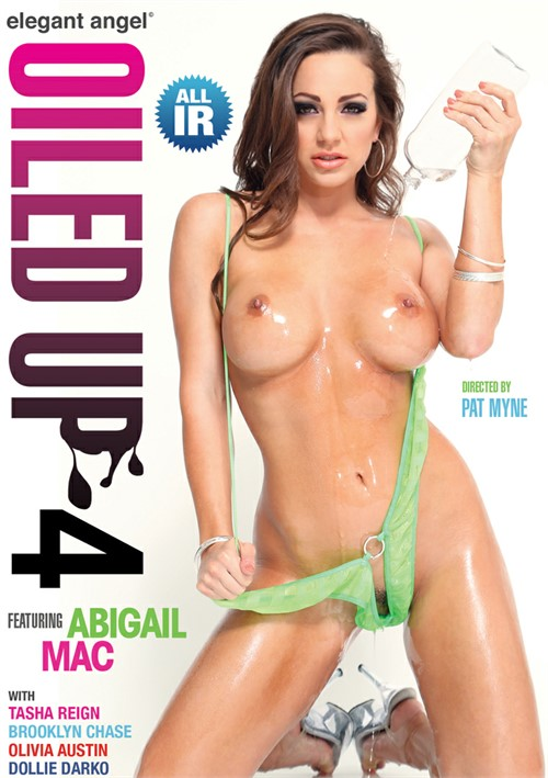 Oiled Up #4 – Elegant Angel