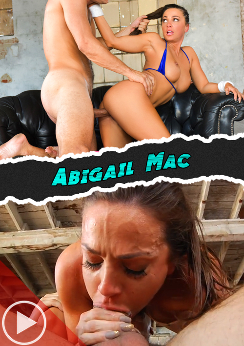 Pornstar Workout (Abigail Mac) – Hard X