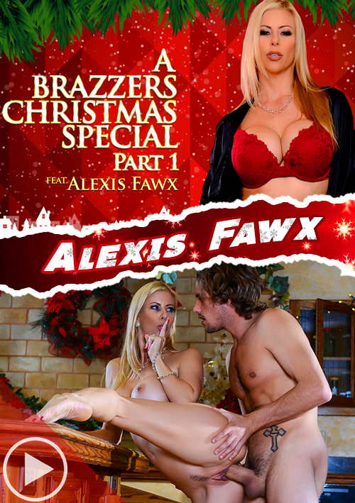 A Brazzers Christmas Special #1 (Alexis Fawx) – Brazzers