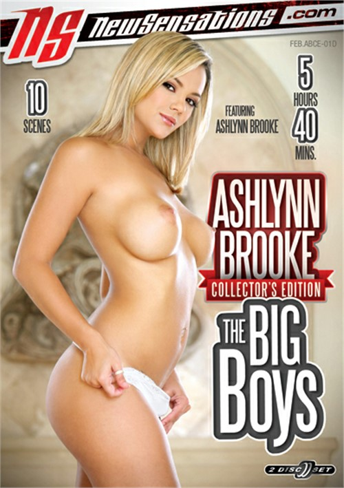 Ashlynn Brooke Collector's Edition: The Big Boys – New Sensations