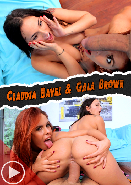 Big Dick Service (Claudia Bavel & Gala Brown) – Reality Kings