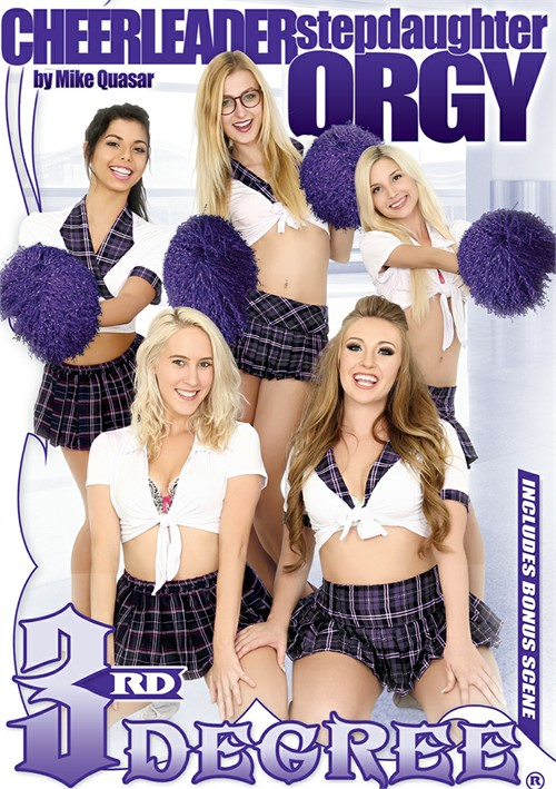 Cheerleader Stepdaughter Orgy – Third Degree