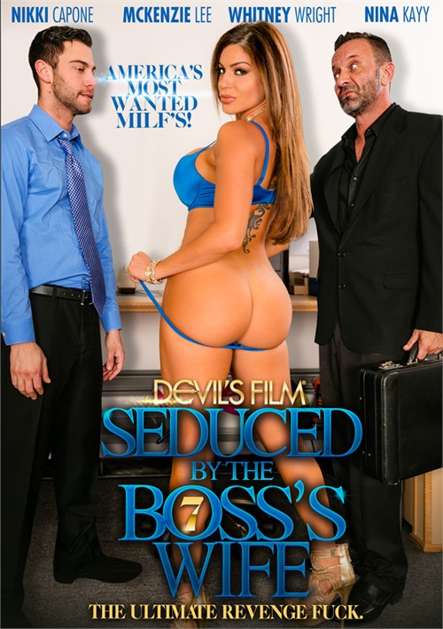 Seduced By The Boss's Wife #7 – Devil's Film