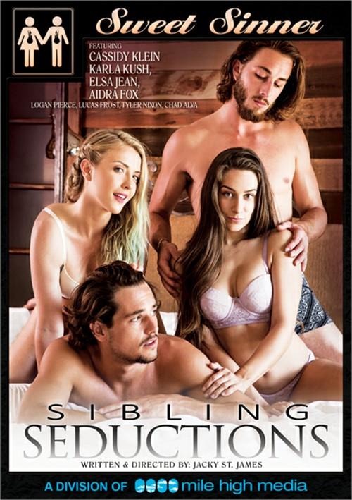 Sibling Seductions – Sweet Sinner