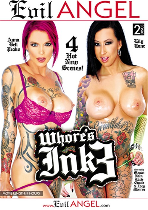 Whore's Ink #3 – Evil Angel