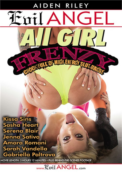 All Girl Frenzy – Evil Angel