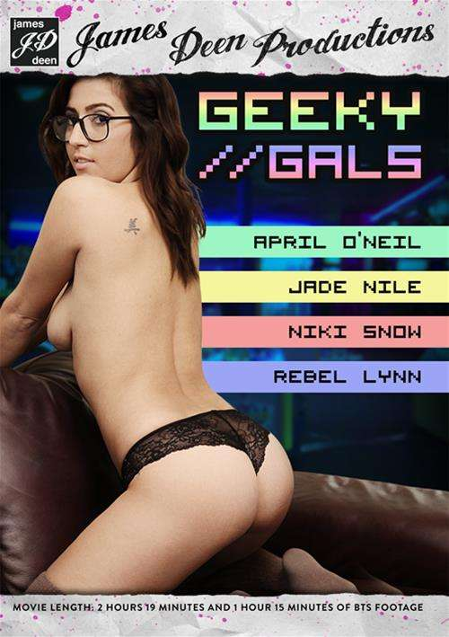 Geeky Gals – James Deen Productions