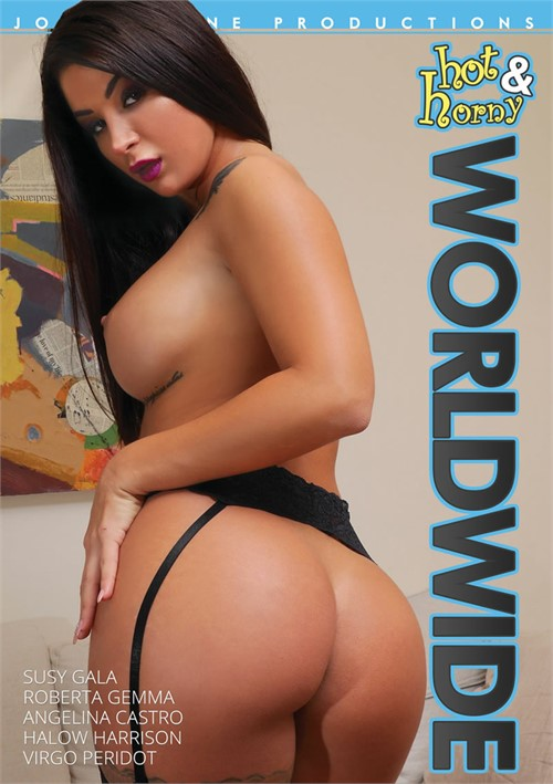 Hot & Horny Worldwide – Josh Stone