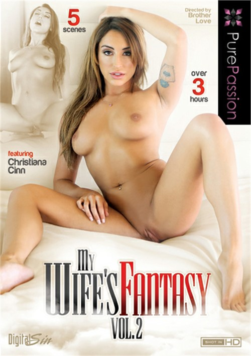 My Wife's Fantasy #2 – Pure Passion
