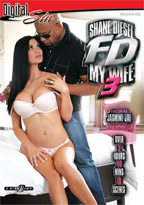 Shane Diesel F'd My Wife #3 – Digital Sin