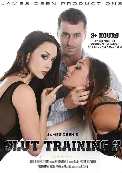 Slut Training #3 – James Deen Productions