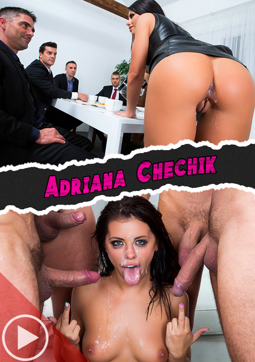 The Dinner Party (Adriana Chechik) – Brazzers