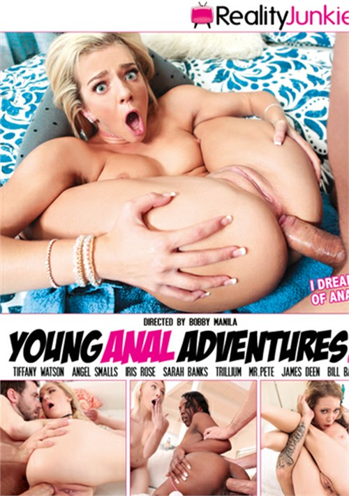 Young Anal Adventures #2 – Reality Junkies