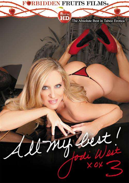 All My Best, Jodi West #3 – Forbidden Fruits
