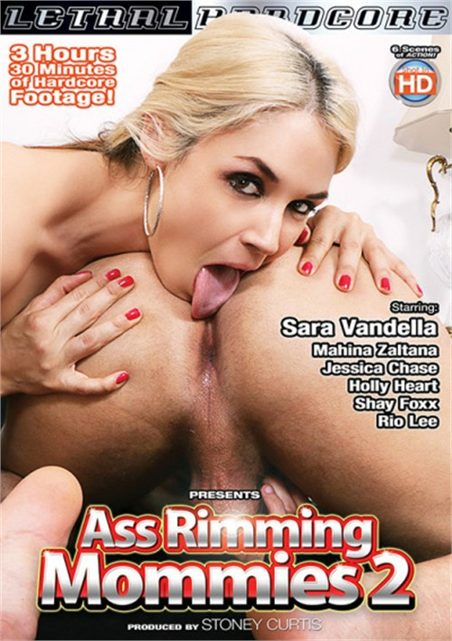 Ass Rimming Mommies #2 – Lethal Hardcore
