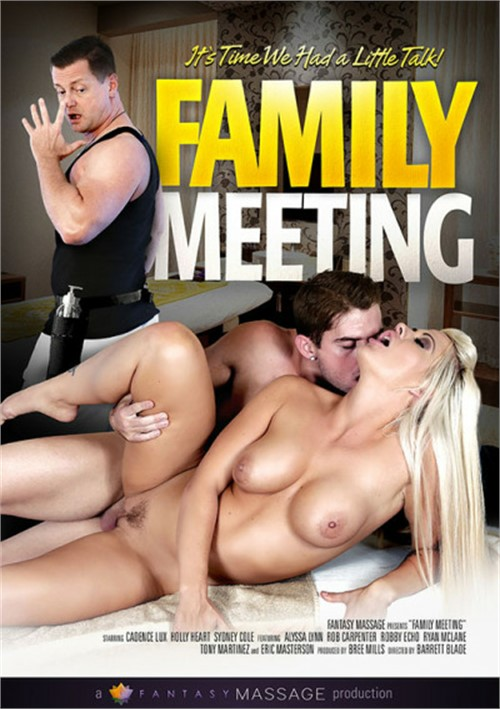 Family Meeting – Fantasy Massage