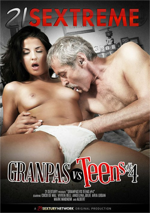Granpas vs. Teens #4 – 21 Sextury