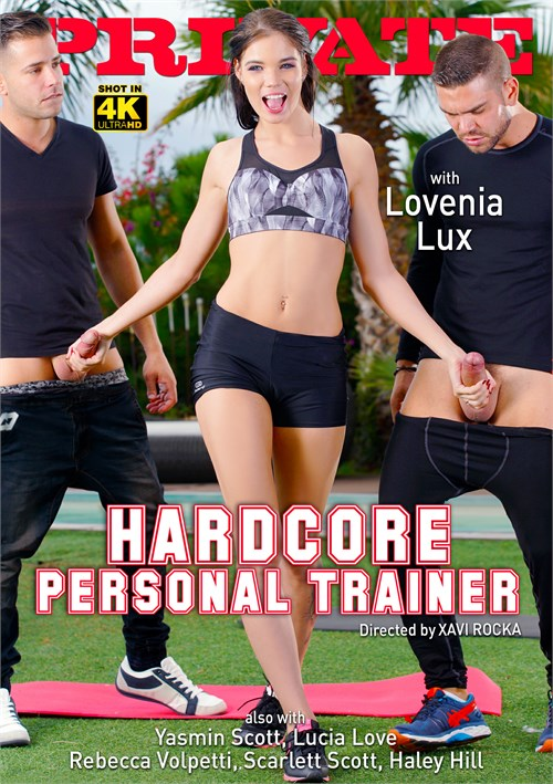 Hardcore Personal Trainer – Private