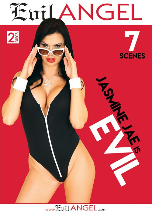 Jasmine Jae Is Evil – Evil Angel