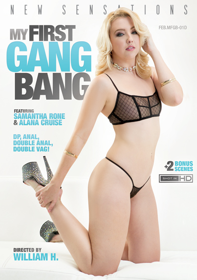My First Gangbang – New Sensations