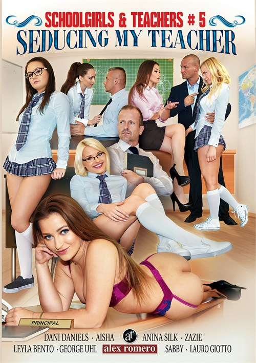 Schoolgirls & Teachers #5 – Alex Romero